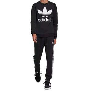 Adida Logo French Terry Sweatshirt 11-12Y